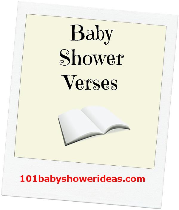baby shower verses